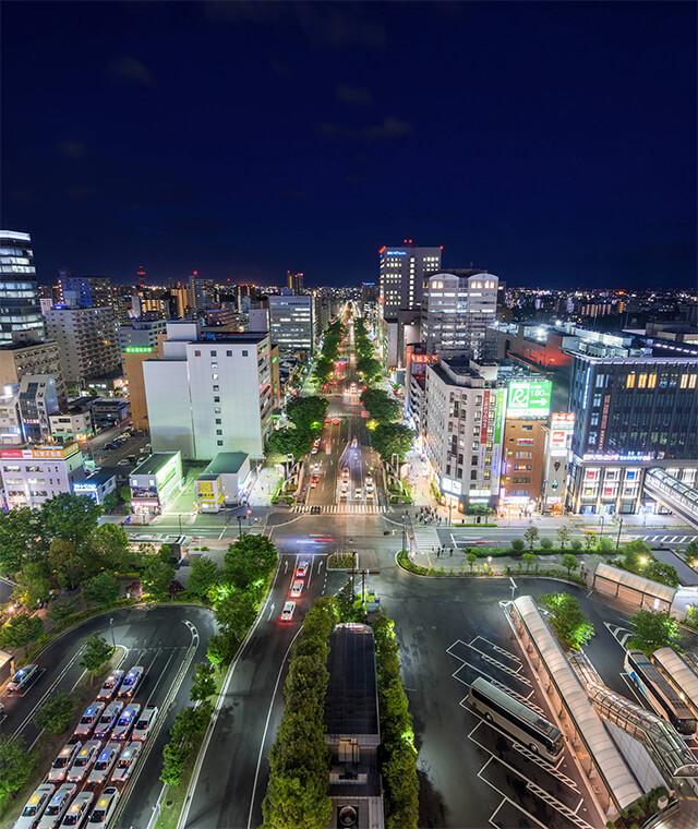 JR仙台駅直結のホテルメトロポリタン仙台イースト【公式】